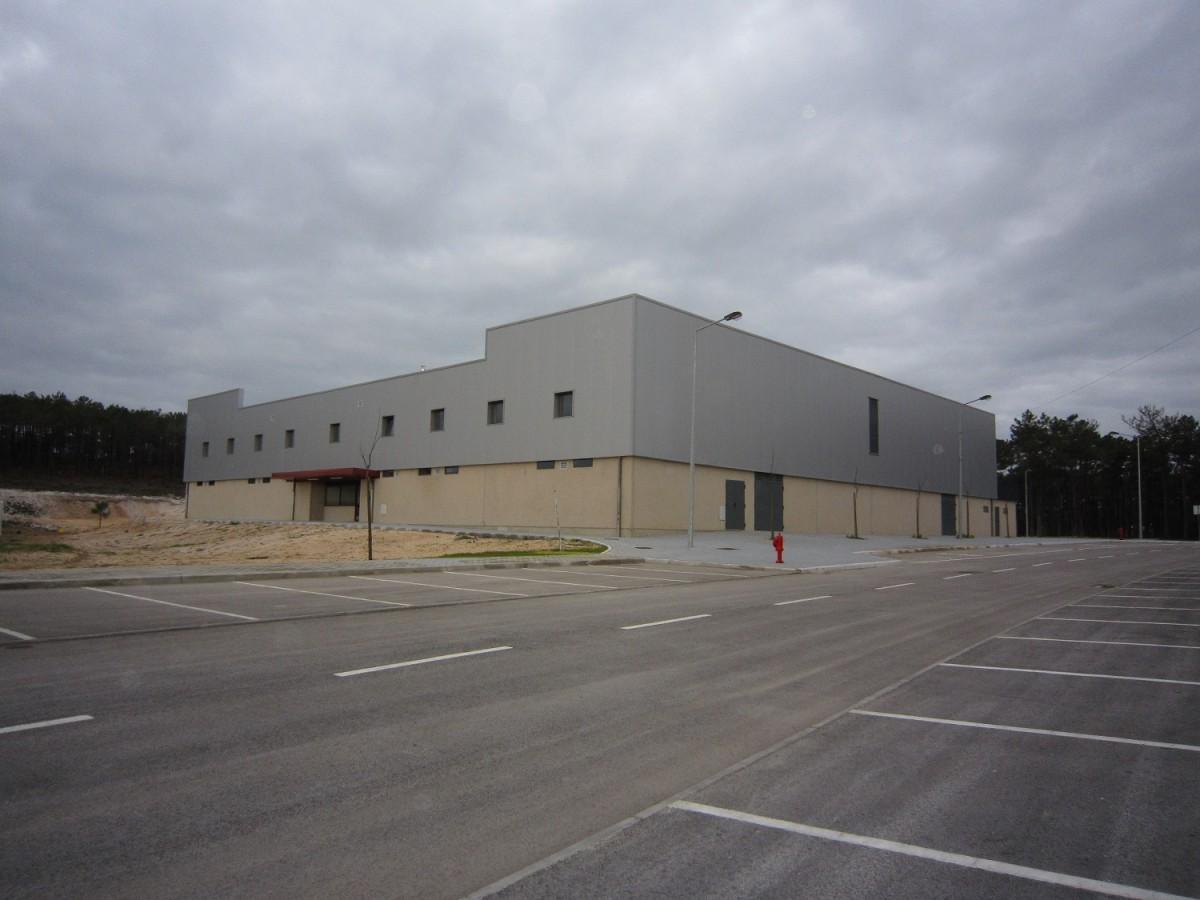 Saint André Sports Hall