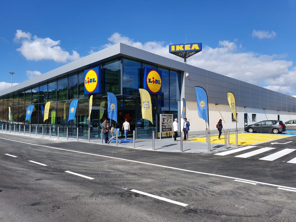 MAGASIN LIDL LOURES IKEA