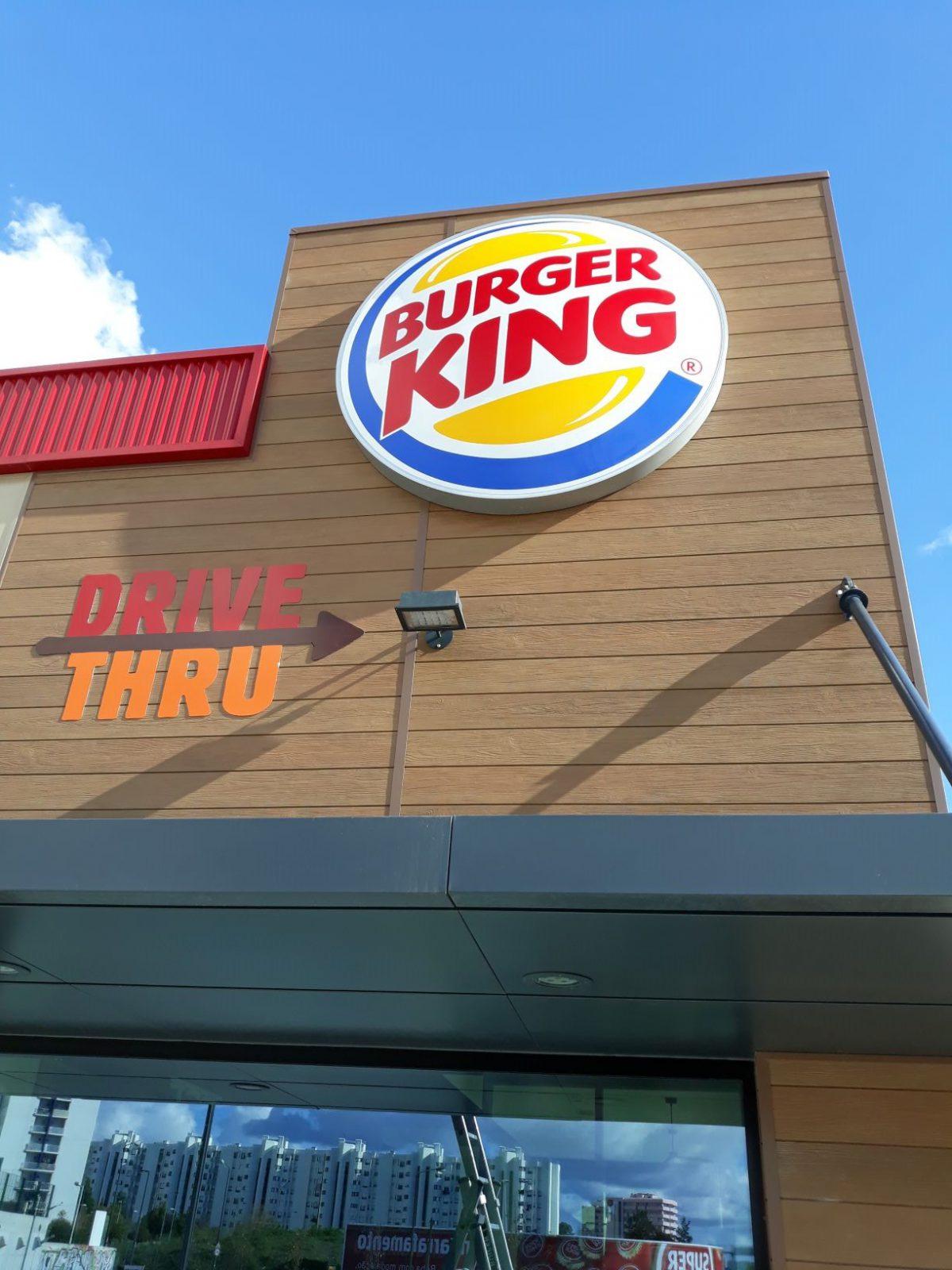 BURGER KING – LISBOA