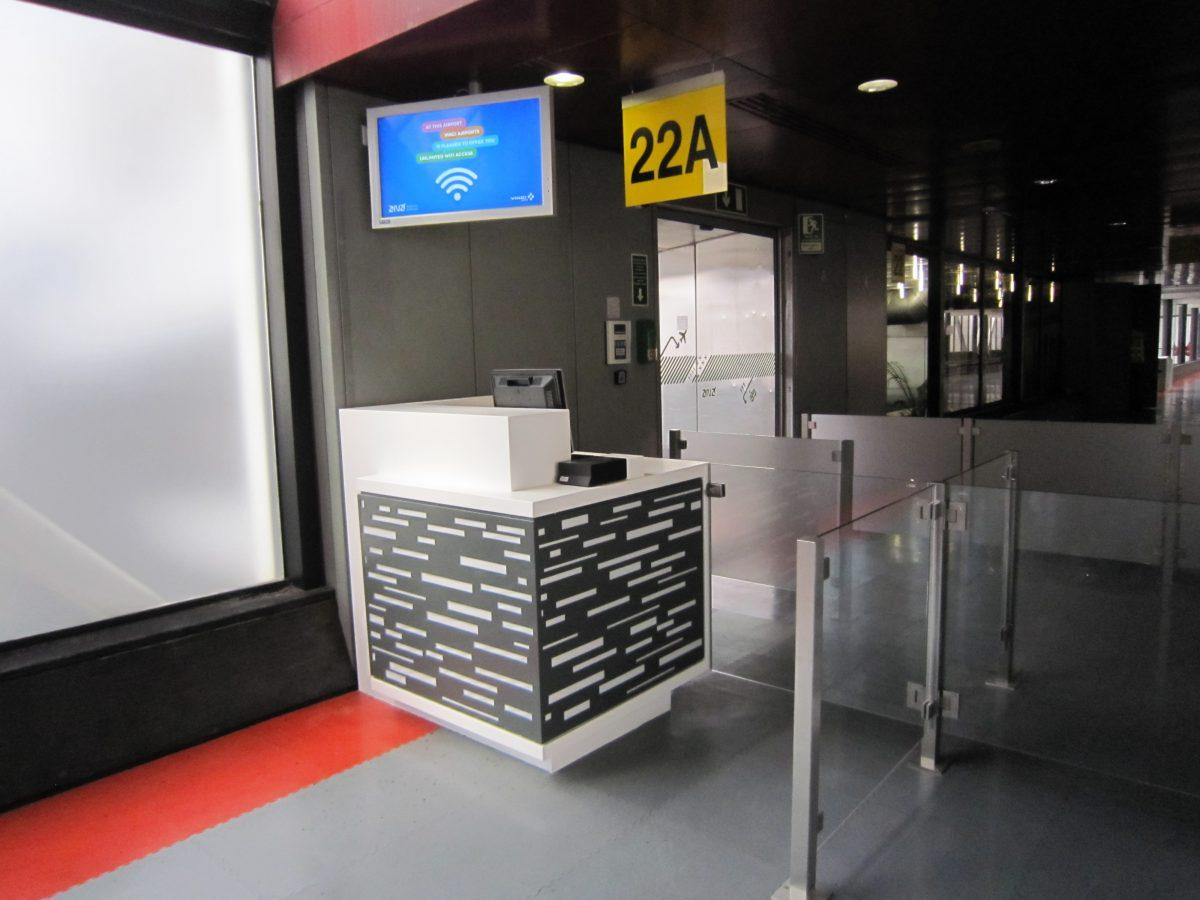 AÉROPORT HUMBERTO DELGADO