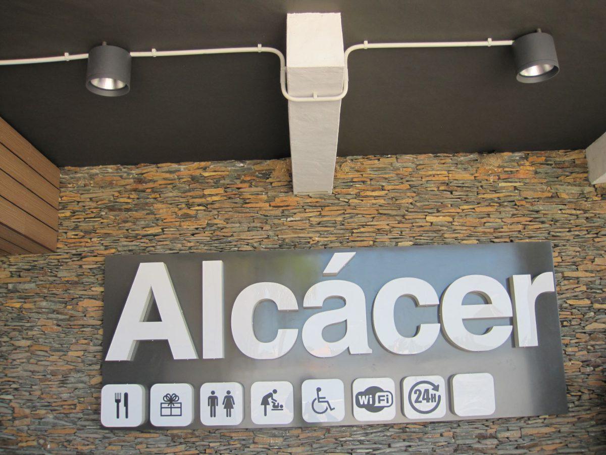 SERVICE STATIONS – ALCÁCER DO SAL