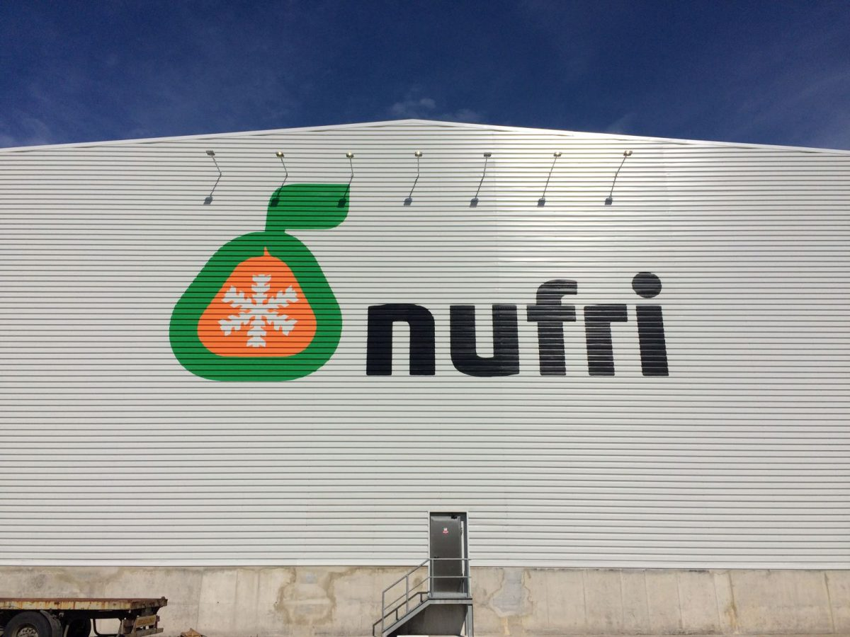 NUFRI WAREHOUSE – LOURES