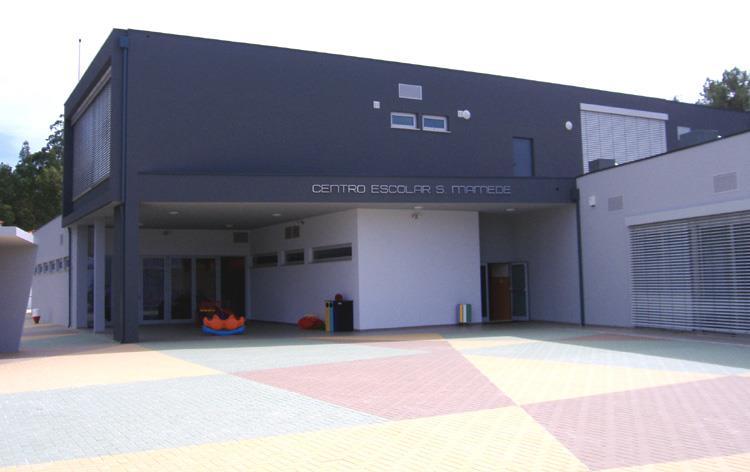 SCHOOL CENTER – SÃO MAMEDE